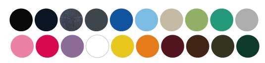 coloris tablier