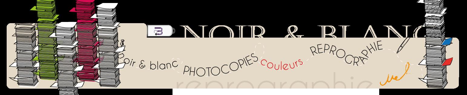 Reprographie - photocopie