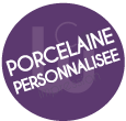 PORCELAINE-PERSONNNALISEE