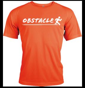Tee-shirt sport fluo