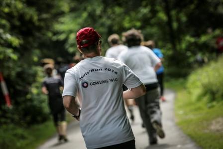 Couleurs de web Fournisseur de Gowling WLG pour la Jury's Run 2016